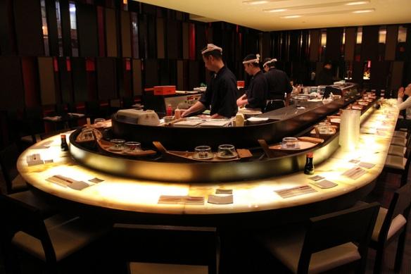 Sushi Restaurants Downtown Toronto
